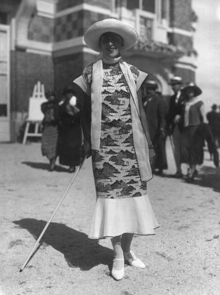 Chiffon「Oriental Print Dress」:写真・画像(15)[壁紙.com]