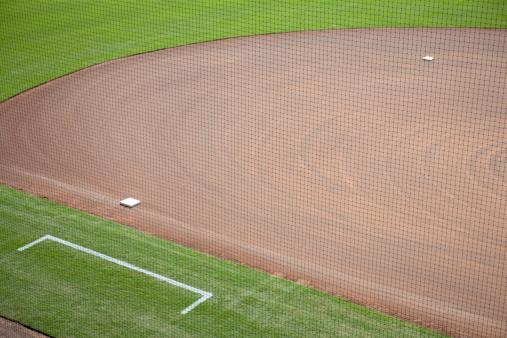 Stadium「Baseball diamond, cropped」:スマホ壁紙(18)