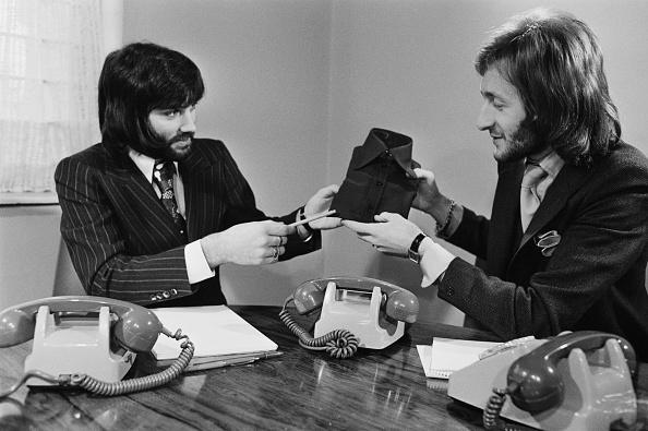 William Lovelace「George Best And Harold Tillman」:写真・画像(10)[壁紙.com]