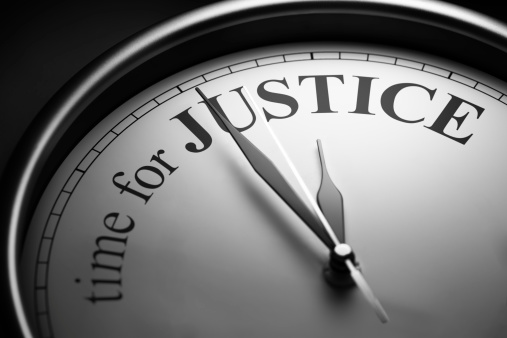 Activist「Time For Justice」:スマホ壁紙(10)