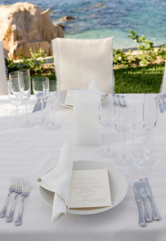 Wedding Invitation「Table setting with invitation」:スマホ壁紙(14)