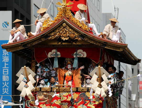 Wire Rope「Gion Festival In Kyoto」:写真・画像(4)[壁紙.com]