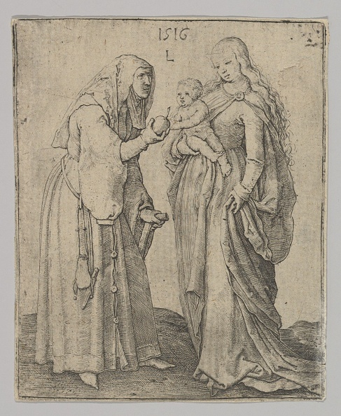 Virgin Mary「The Virgin With Child And St Anna」:写真・画像(9)[壁紙.com]