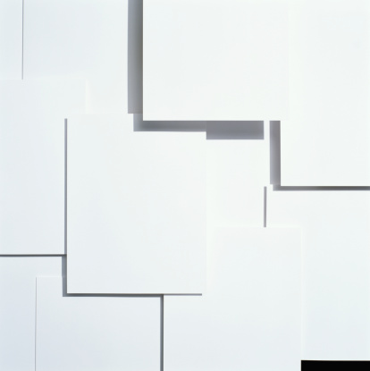 Square - Composition「Square pieces of paper (full frame)」:スマホ壁紙(3)
