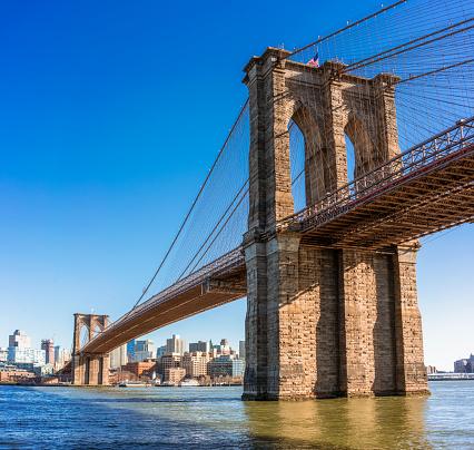 Below「Brooklyn Bridge full span over the East River」:スマホ壁紙(10)