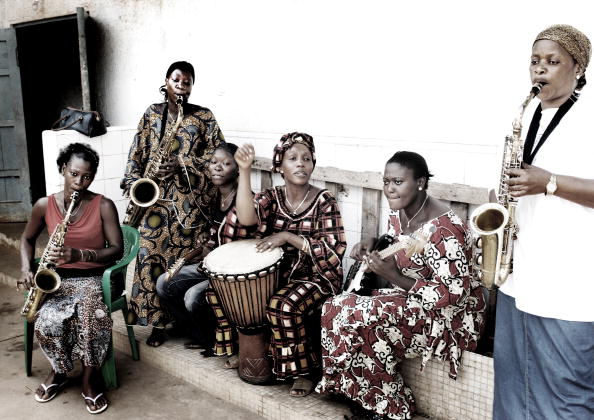 Musical instrument「Les Amazones De Guinee」:写真・画像(7)[壁紙.com]
