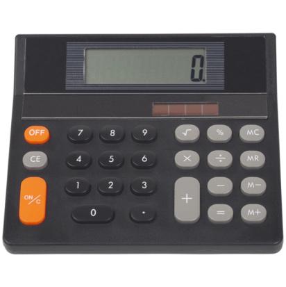 Zero「Black Calculator」:スマホ壁紙(5)