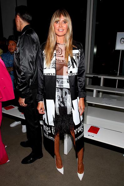Spring Studios - New York「Jeremy Scott - Front Row - September 2019 - New York Fashion Week: The Shows」:写真・画像(4)[壁紙.com]