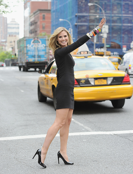 High Heels「It's Time to Get Wild! Heidi Unveils New Additions To WILDLIFE By Heidi Klum QVC Collection」:写真・画像(17)[壁紙.com]