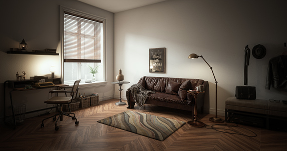 Inexpensive「Warm and Cozy Interior」:スマホ壁紙(6)