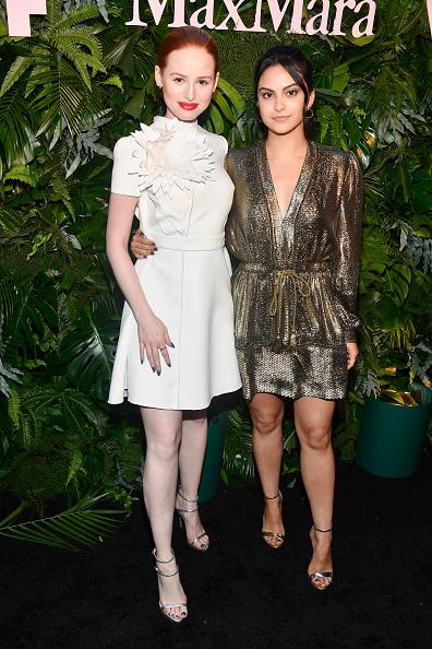 Flared Dress「Max Mara Celebrates Alexandra Shipp - The 2018 Women In Film Max Mara Face Of The Future」:写真・画像(8)[壁紙.com]