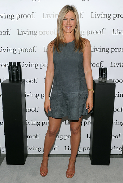 High Heels「Jennifer Aniston launches Living Proof Good Hair Day Web Series」:写真・画像(9)[壁紙.com]