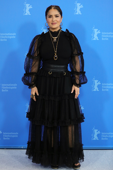 "Alexander McQueen - Designer Label「""The Roads Not Taken"" Photo Call - 70th Berlinale International Film Festival」:写真・画像(15)[壁紙.com]"