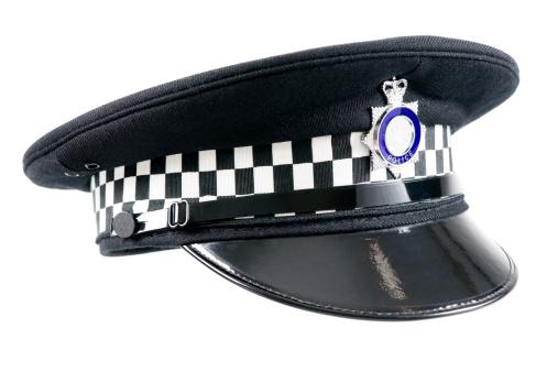Emergency Services Occupation「English Police Cap」:スマホ壁紙(15)