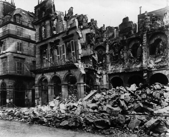 Paris - France「Ministry Ruins」:写真・画像(11)[壁紙.com]