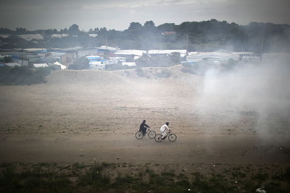 Calais「Calais Jungle Safe Haven For Child Refugees Faces Closure」:写真・画像(12)[壁紙.com]