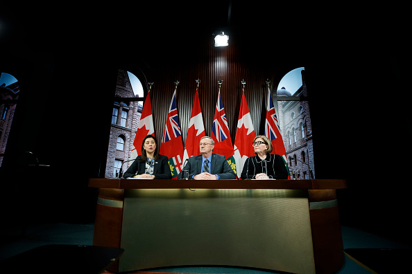 Canada「Canadian Health Officials Give Update On New Case Coronavirus In Toronto」:写真・画像(18)[壁紙.com]