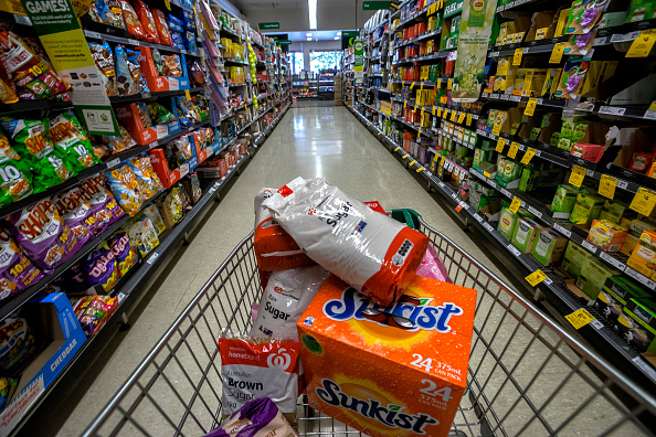 Supermarket「Sugar Tax Proposed Following WHO Global Report On Diabetes」:写真・画像(3)[壁紙.com]