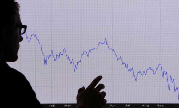 Stock Market and Exchange「Doubts Over Government Economic Plans Hit Banking Shares」:写真・画像(17)[壁紙.com]