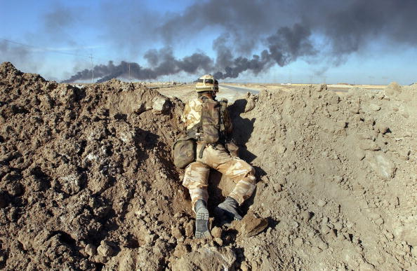 Army Soldier「The Fight For Basra Continues」:写真・画像(10)[壁紙.com]