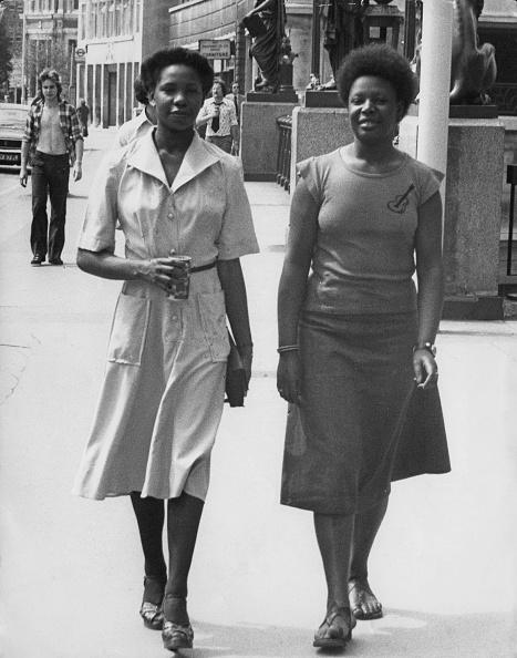 Black History in the UK「Afro-Caribbean Women」:写真・画像(3)[壁紙.com]