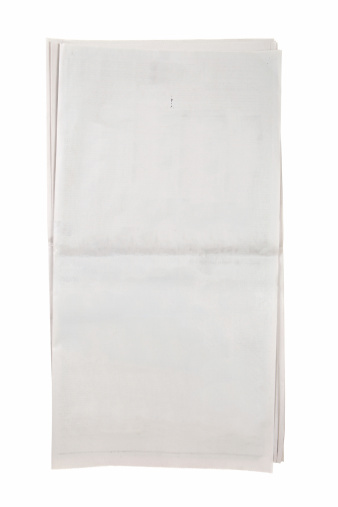 Newspaper「Blank Open Newspaper」:スマホ壁紙(6)