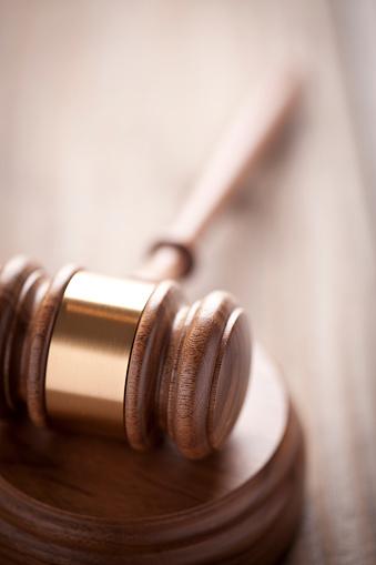 Legal System「Gavel」:スマホ壁紙(5)