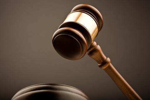 Legal System「Gavel」:スマホ壁紙(16)
