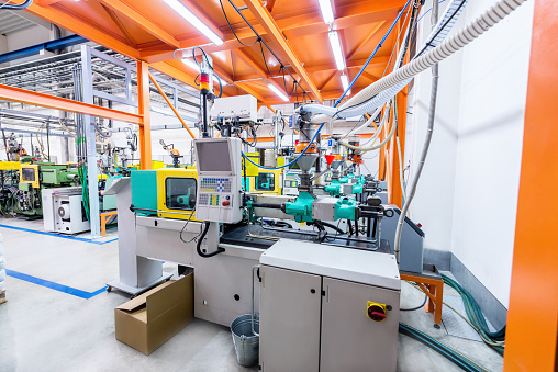 Cable「Injection moulding machine」:スマホ壁紙(14)