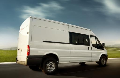Van - Vehicle「Van」:スマホ壁紙(13)