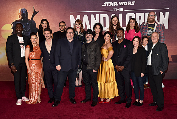"The Mandalorian - TV Show「Premiere And Q & A For ""The Mandalorian""」:写真・画像(14)[壁紙.com]"