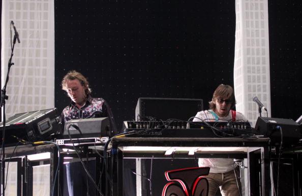 Outdoors「Glastonbury Music Festival 2005 - Day 3」:写真・画像(12)[壁紙.com]