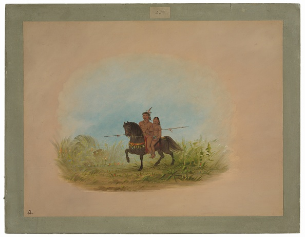 Bride「Bride And Groom On Horseback - Connibo」:写真・画像(19)[壁紙.com]