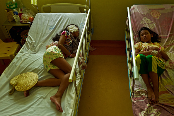 Recovery「Dengue Outbreak In The Philippines」:写真・画像(7)[壁紙.com]