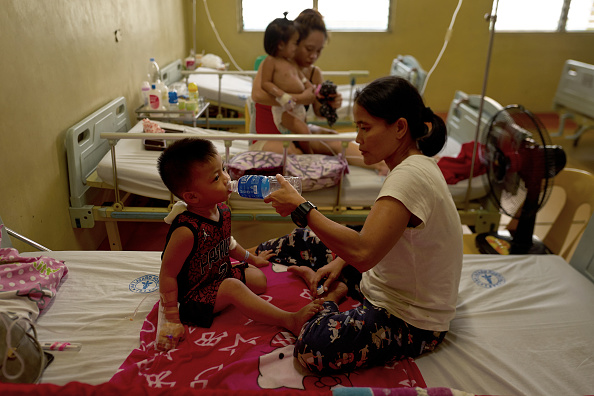 Recovery「Dengue Outbreak In The Philippines」:写真・画像(6)[壁紙.com]