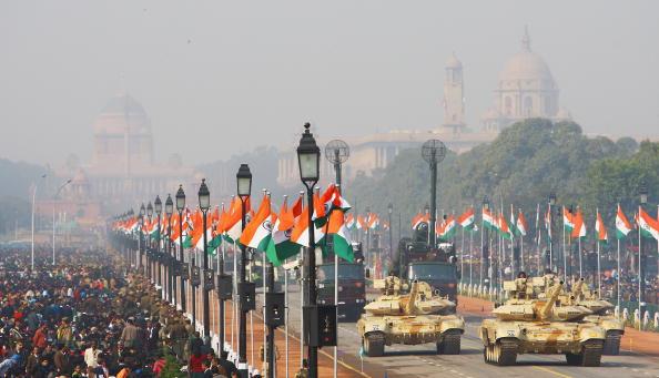 Politics「India Puts Military Hardware On Show In Republic Day Parade」:写真・画像(18)[壁紙.com]