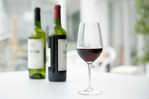 Wine Bottle「Red wine」:スマホ壁紙(3)