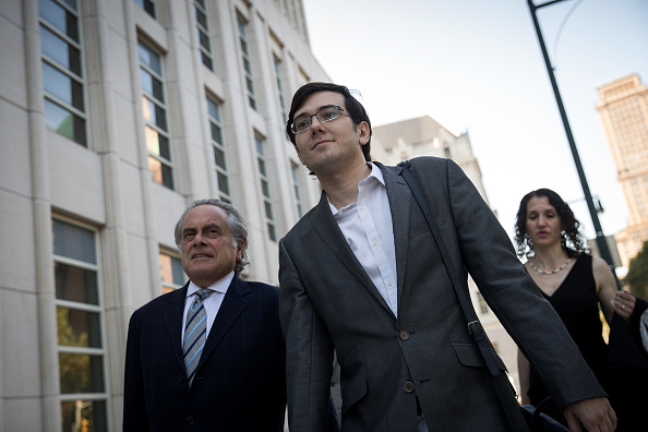 Drew Angerer「Jury Deliberations Continue In Martin Shkreli Securities Fraud Trial」:写真・画像(14)[壁紙.com]