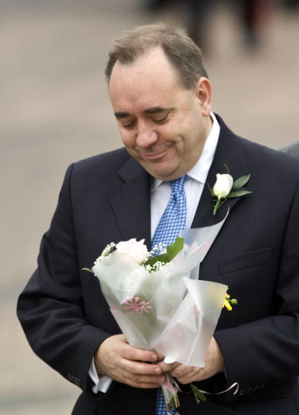 Bouquet「Queen Attends The Third Session Of Scottish Parliament」:写真・画像(9)[壁紙.com]
