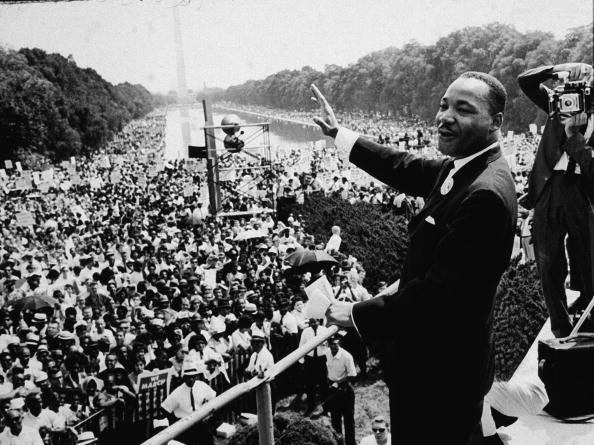 Marching「MLK At The March On Washington」:写真・画像(0)[壁紙.com]