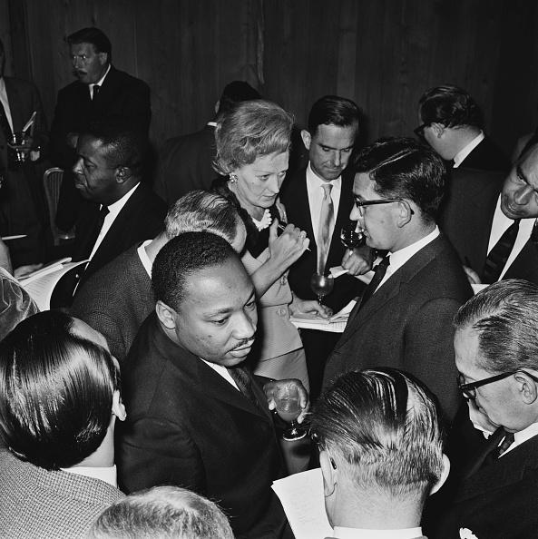 Black History in the UK「Martin Luther King In London」:写真・画像(14)[壁紙.com]