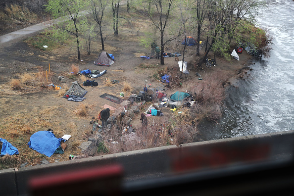 Homelessness「Amtrak's Zephyr Train, Offering Spectacular Views Of American West, Under Threat」:写真・画像(13)[壁紙.com]