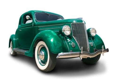 Hot Rod Car「Early 1930's Ford」:スマホ壁紙(9)
