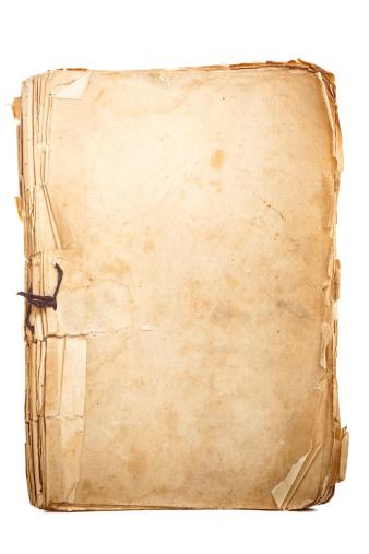 Parchment「Aged notepad」:スマホ壁紙(11)
