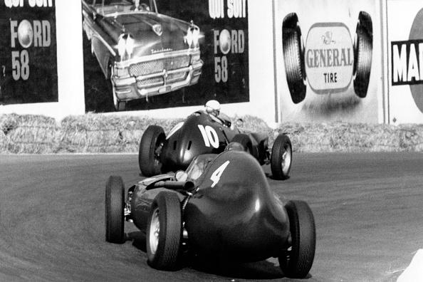 Spa「Tony Brooks, Harry Schell, Grand Prix Of Belgium」:写真・画像(16)[壁紙.com]