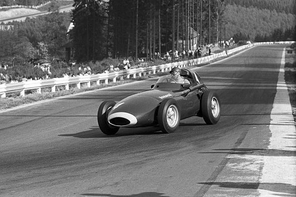 Spa「Tony Brooks, Grand Prix Of Belgium」:写真・画像(13)[壁紙.com]