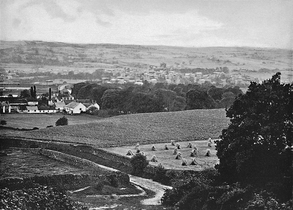 Haystack「Hexham: From The Oak Wood」:写真・画像(8)[壁紙.com]