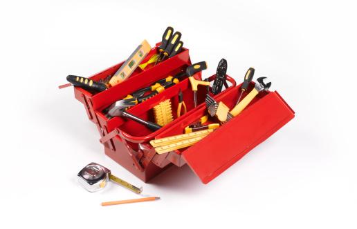日曜大工「Handyman's toolbox」:スマホ壁紙(14)