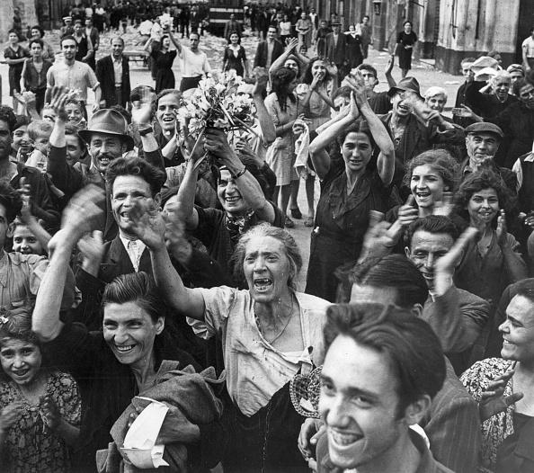 World War II「Italy Freed」:写真・画像(8)[壁紙.com]