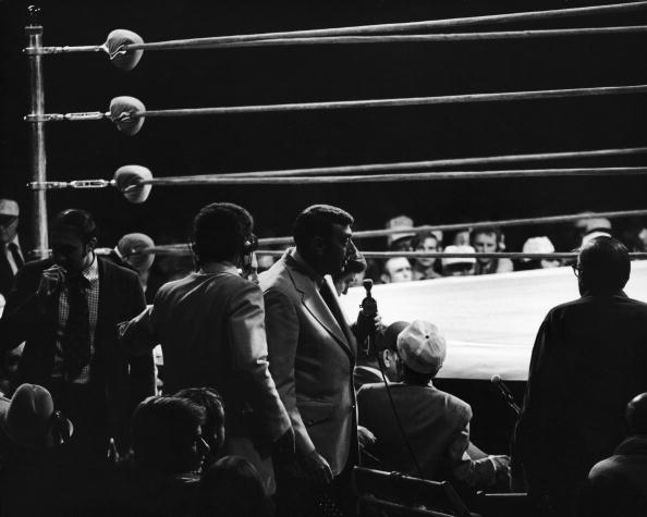 George Foreman「Cosell At The Garden」:写真・画像(17)[壁紙.com]